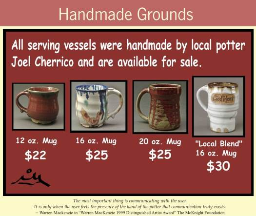 Publications page, Ceramics Technical Joel Cherrico Pottery at the Local Blend