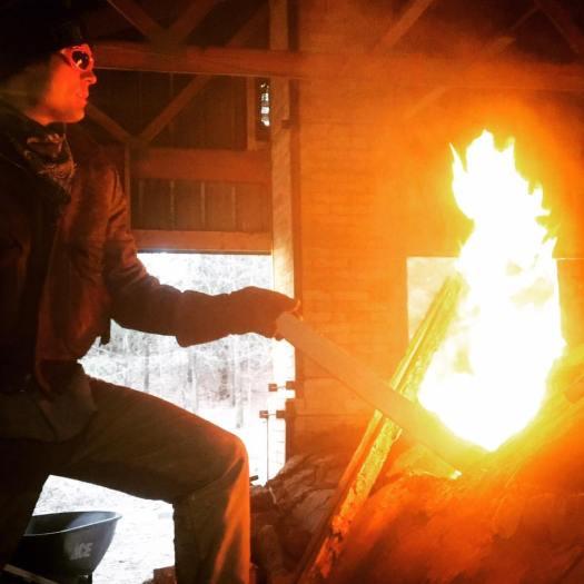 Cherrico Pottery Wood firing Woodfired pottery
