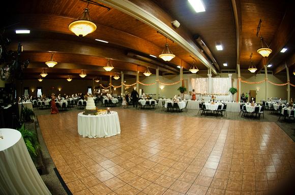 Clarissa Doty Kameron Burbridge Champaign Il Wedding Venues