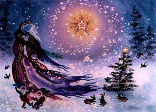 The Winter Solstice and Christmas. My Christian Perspective -