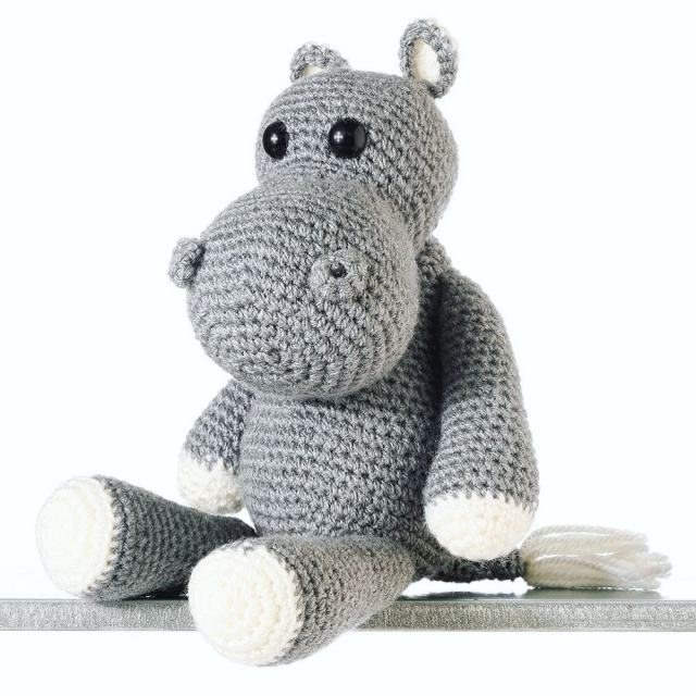 This cute guy Randy the hippo has sailed away tohellip