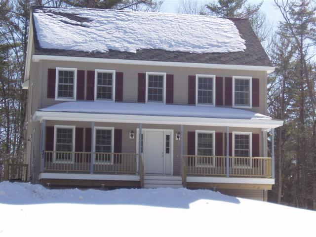 Cherry Hill Homes Inc Portfolio 3 Bedroom Colonial With