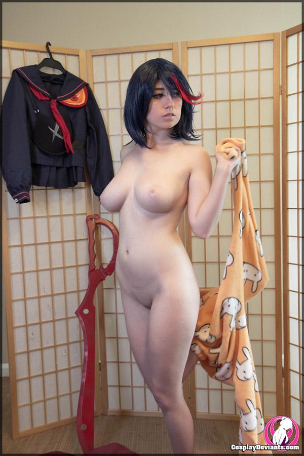 Nude incosplay Cosplayer