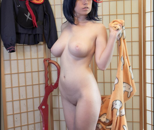 Sexy Cosplay Babes Nude Porn Photo
