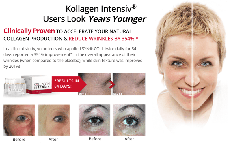 Kollagen Intensiv – Clinically Proven Natural Collagen Production