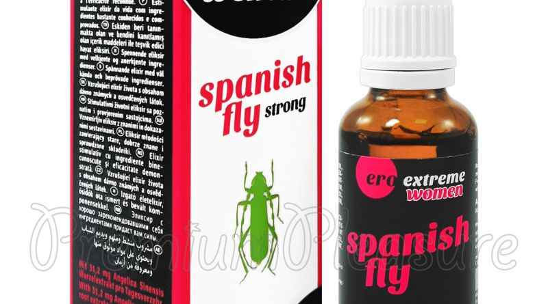 Spanish Fly extreme women 30ml bottle