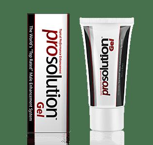 prosolution gel male sexual enhancement