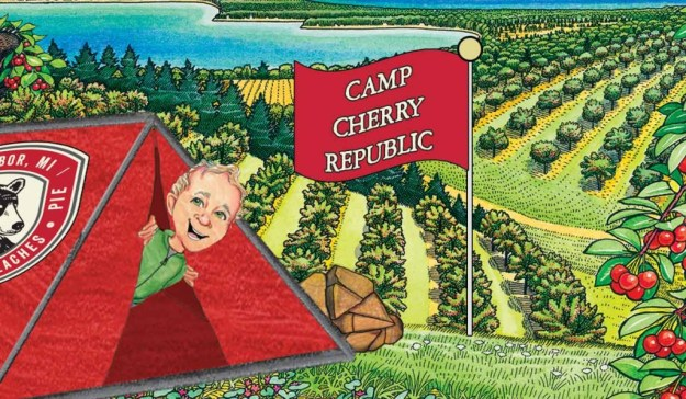 Cherry Republic Camp