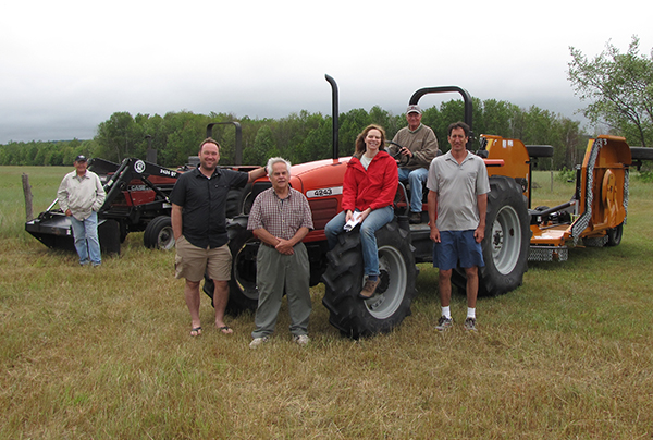 group-tractor