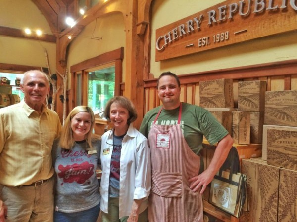 Glen Arbor Cherry Ambassadors