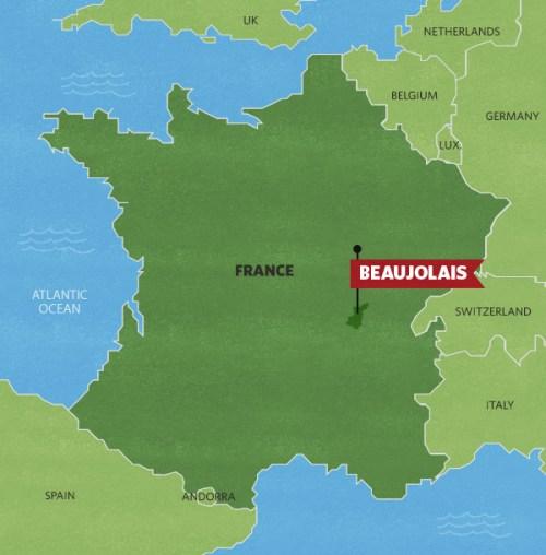 Beaujolais France