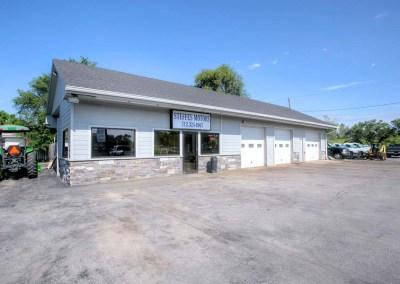 Steffes Motors Office