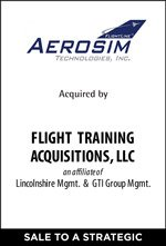 Flight Training Acquisitions Positions to Form an Aviation Training and Products Powerhouse