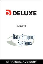 Deluxe Corp. acquired Data Support Systems