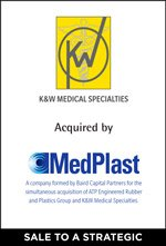 MedPlast Acquires K&W Medical Specialties