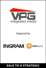 Ingram's Vital Source expands e-textbook offering with acquisition of VPG Integrated Media