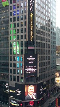 Elmer Baldwin — Time Square