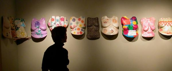 Beautiful Women Project Exhibit St. Thomas Studio Gallery Kingston