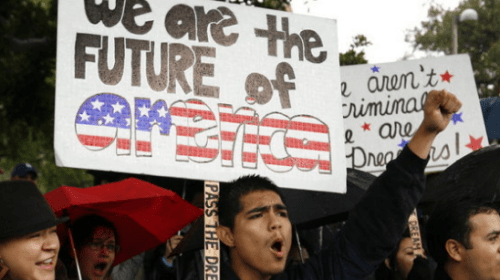 Illegal Immigrants Winning the Sanctuary Love From College Campuses