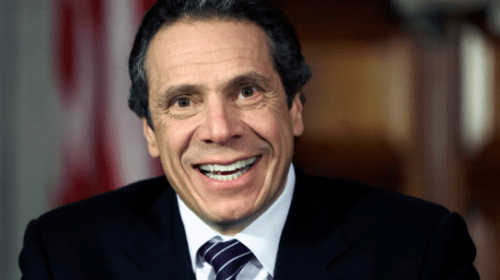 New York's Cuomo Unleashes 'Social' Warfare Against Trump-Fueled Crime