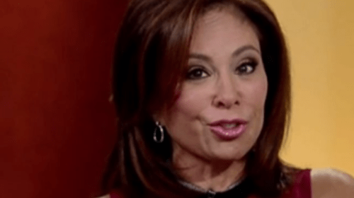 Judge Jeanine Pirro on Hillary Clinton: 'She's a Capo' Who Headed a RICO