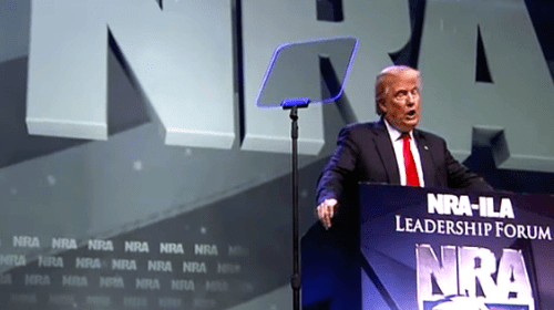 With Trump in Charge, NRA Preps to Go Big, Go Bold
