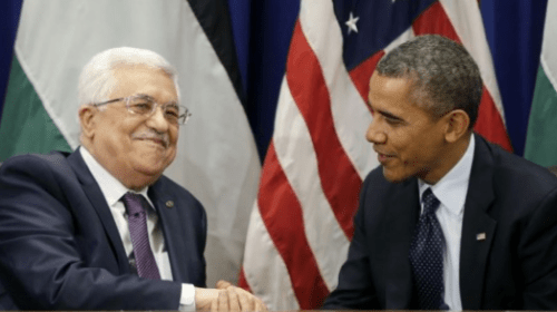 Obama's Parting Gift to Palestinians: $221 Million