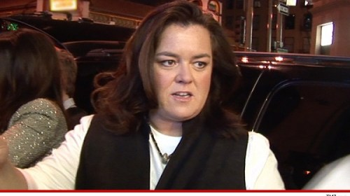 Rosie O'Donnell Calls for John McCain as 'Emergency Interim President'