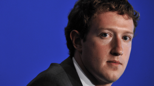 Mark Zuckerberg's New World Order: A 'Global Community That Works For All of Us'