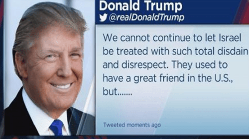 Donald Trump's Twitter Account Apparently 'The Big News' — to a Hating Left