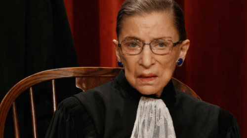 Ruth Bader Ginsburg Tosses Gender Card: Sexism Gave Trump Win