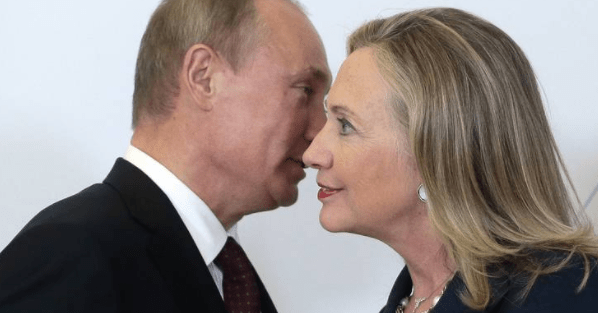 Let's be honest: Putin would've wanted Clinton, not Trump, in the first place