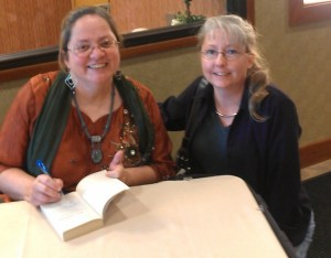 Meeting Patricia Briggs at Demicon