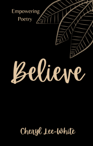 Believe Poetry book cover