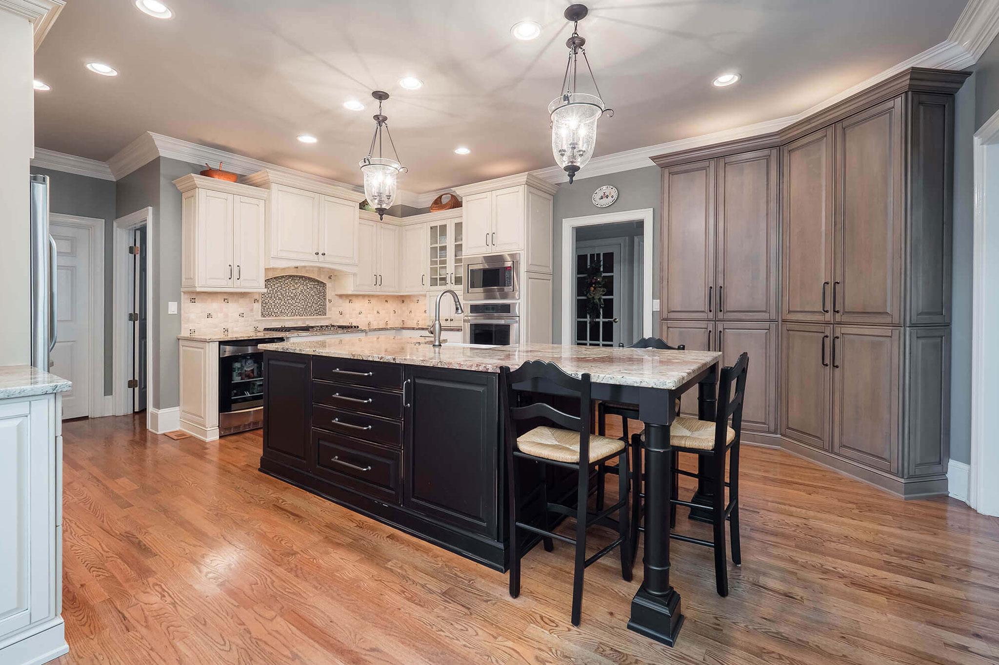 cheryl pett design - custom kitchens & fine cabinetry
