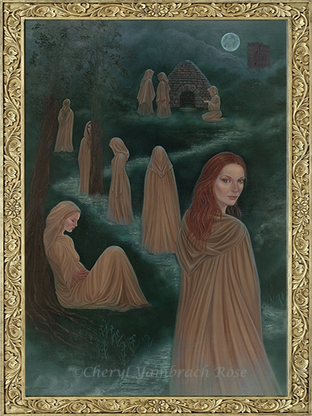 Nine Maidens of the Cailleach