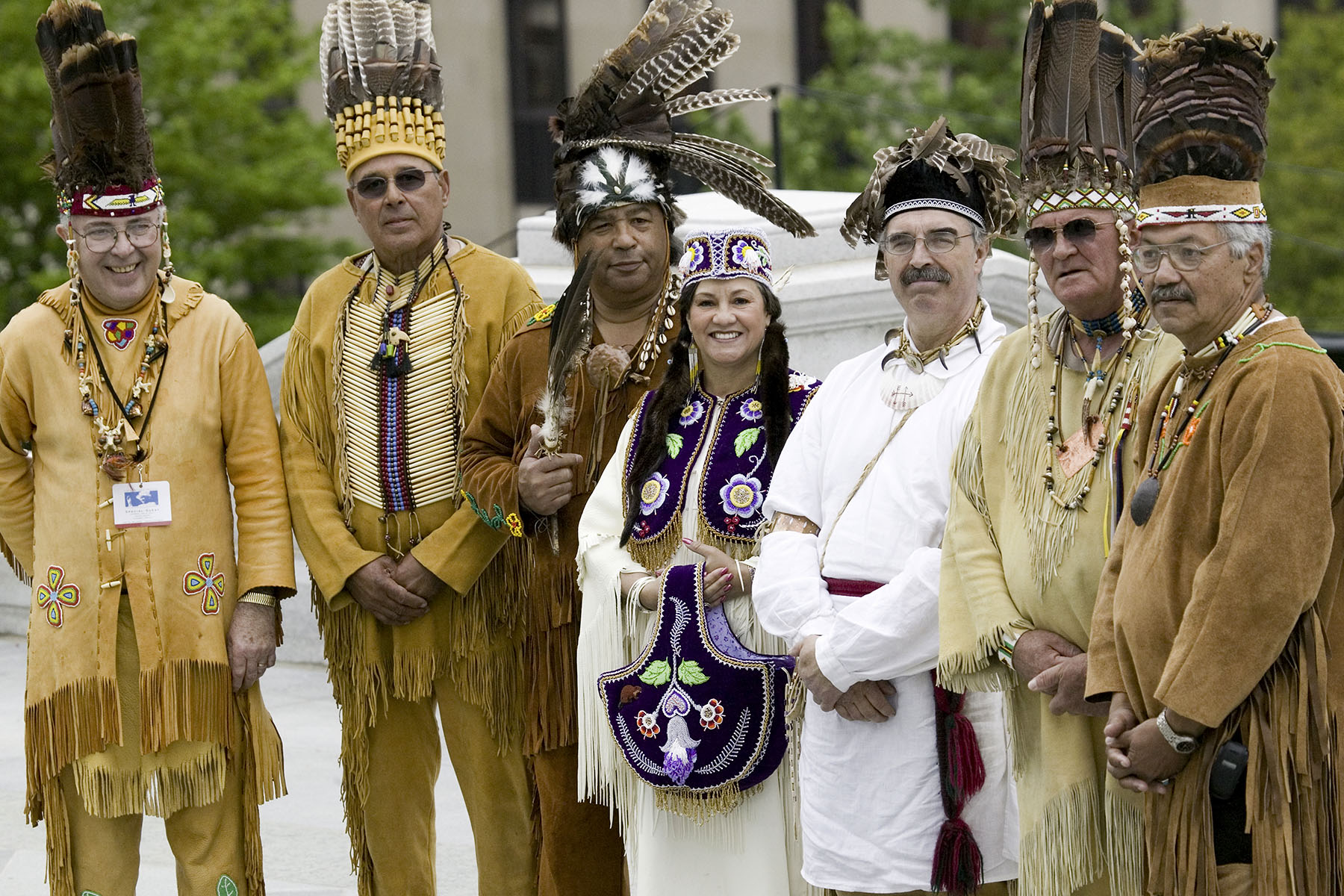 Indigenous Peoples Of The Chesapeake