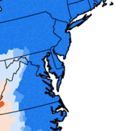 "Chesapeake Bay curse map - ""Crap"""