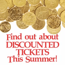 Discounted Tickets at Pirate Adventures