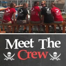 Meet the Crew at Pirate Adventures