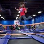 birthday party places for kids - trampoline parks