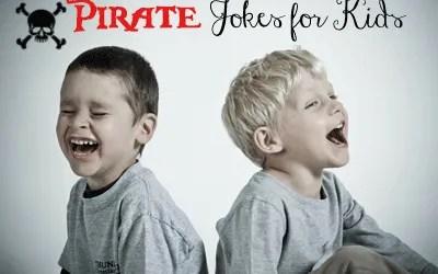Pirate Jokes for Kids