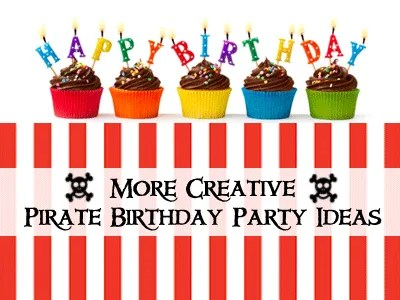 Pirate Birthday Party Ideas in Maryland, DC, and Virginia