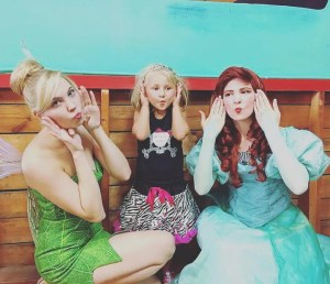 Part Time Princesses at Pirate Adventures