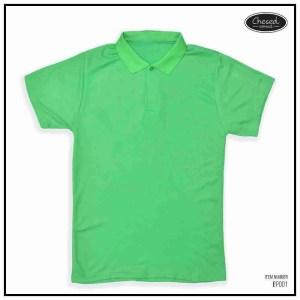 <b>BASIC POLO SHIRT</b> <br>BP001 | Green