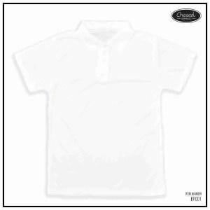 <b>BASIC POLO SHIRT</b> <br>BP001 | White