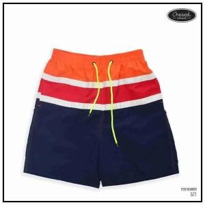 <b>KUAI BU</b> <br>333 | Orange/Red/Navy