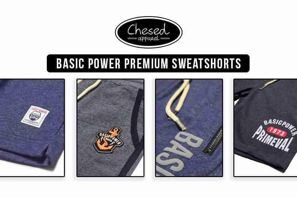 Basic Power Premium Sweatshorts