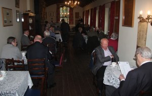 20150411 - Mentors Meeting at Tabley House 1c