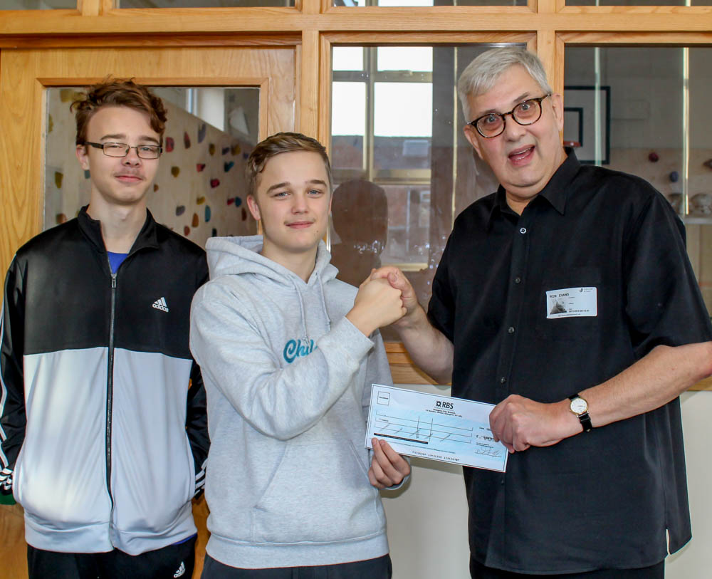 Adelaide school for boys in Crewe – TLC Donation